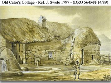Old Cators Cottage